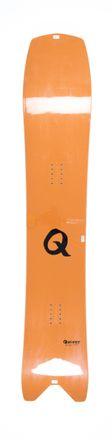 The Quiver Squash 159 cm Snowboard Nitro 2018 gebraucht