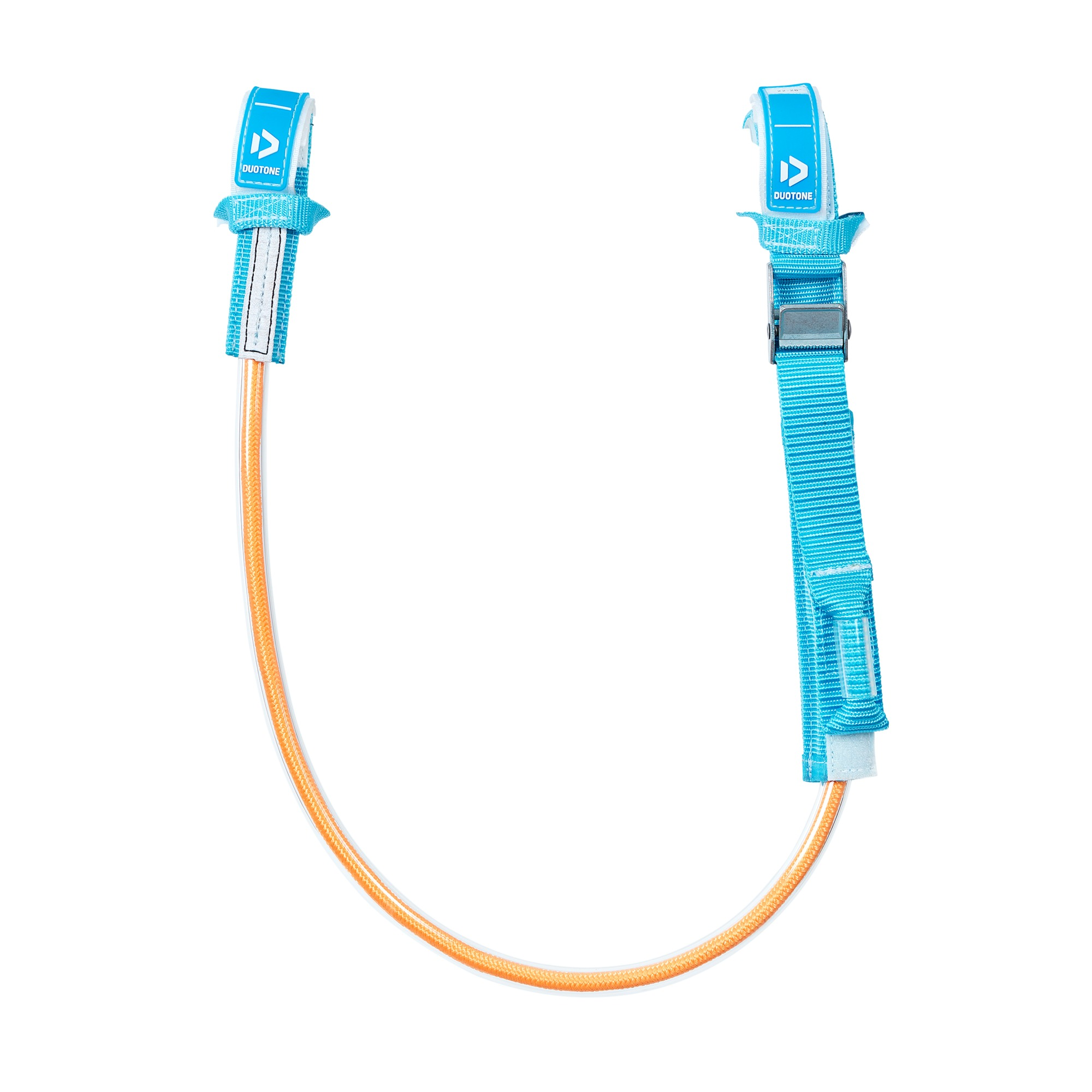 Harness Lines Vario Race Blue-Orange verstellbar Trapeztampen Duotone