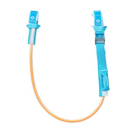 Harness Lines Vario Race Blue-Orange verstellbar Trapeztampen Duotone