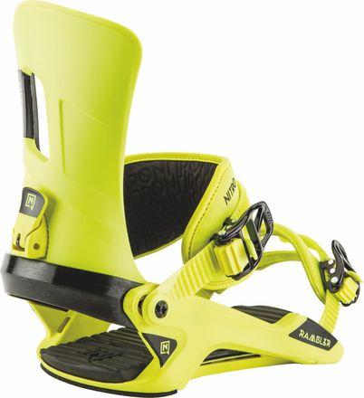 Rambler Toxic Snowboardbindung Nitro 2019