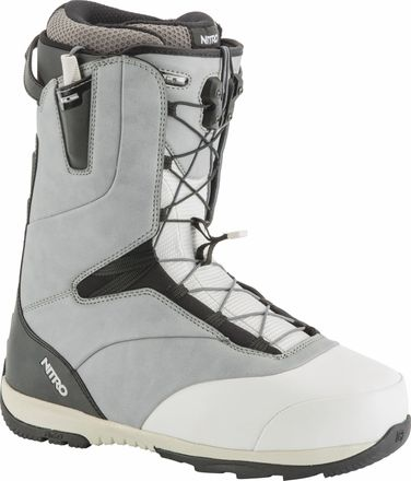 Venture TLS Grey-White-Black Snowboardboot Nitro 2019