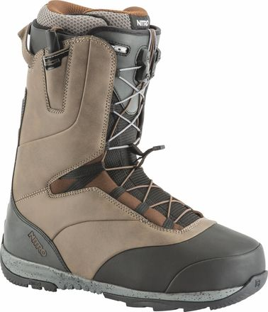 Venture TLS Brown-Black Snowboardboot Nitro 2019
