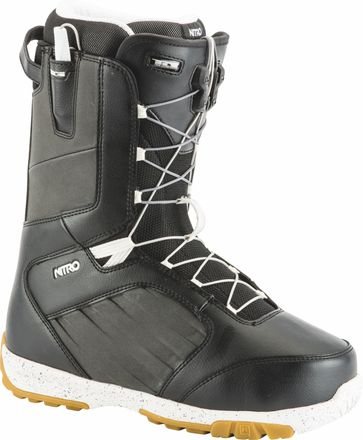 Anthem TLS Black-White Snowboardboot Nitro 2019