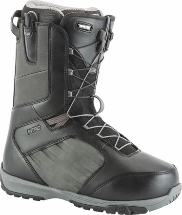 Anthem TLS Black-Charcoal Snowboardboot Nitro 2019