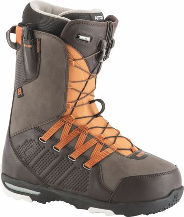 Thunder TLS Brown Snowboardboot Nitro 2019