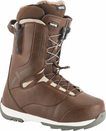 Crown TLS Brown Snowboardboot Nitro 2019