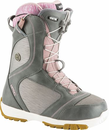 Monarch TLS Grey Snowboardboot Nitro 2019