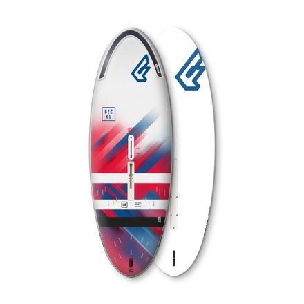 Gecko HRS Daggerboard Soft Deck Fanatic 2019
