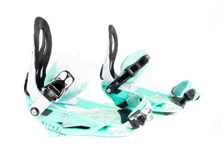Lynx Mint Nr.2 Snowboardbindung Nitro gebraucht