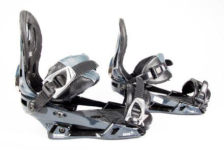 Eris Steel Nr.1 Snowboardbindung Nitro gebraucht