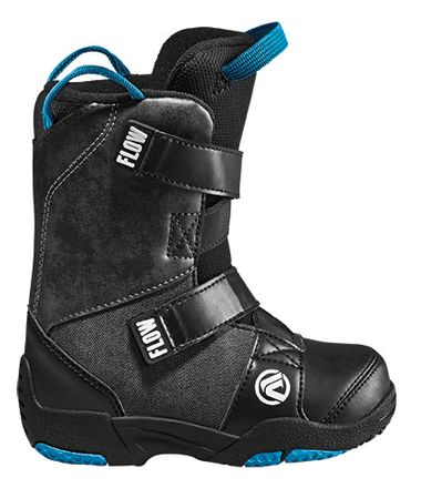 Micron Mini Boa Blue Snowboardboot Kinder Flow
