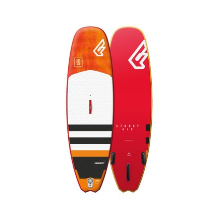 Stubby Air SUP Board aufblasbar Fanatic 2019