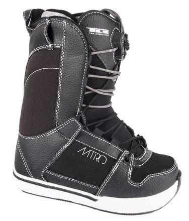 Vita TLS black Snowboard Boot Nitro
