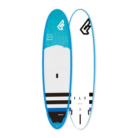 Fly Bamboo Edition SUP Board Fanatic 2019