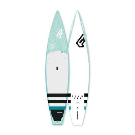 Diamond Touring Bamboo Edition SUP Board Fanatic 2019