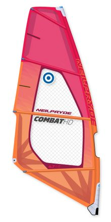 Combat HD C2 Red/Orange Windsurf Segel Neilpryde 2019