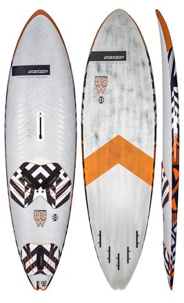 Hardcore Wave LTD Windsurfboard RRD 2018