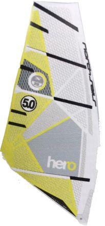 Hero C91 gelb Windsurf Segel North Sails 2017
