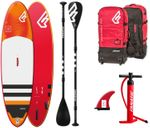SUP Set Fly Air Premium Fanatic Board und Paddel 2019 001