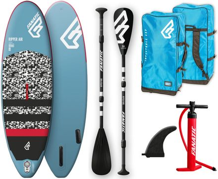 SUP Set Ripper Air Fanatic Board und Paddel 2019
