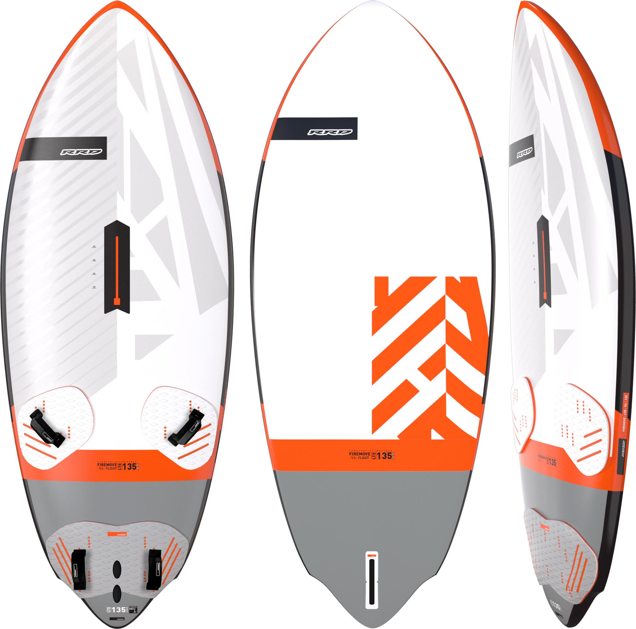 Firemove V4 LTE Flight Foil Windsurfboard RRD 2019