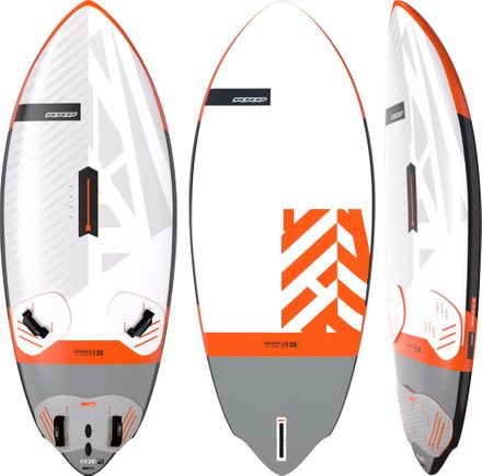 Firemove V4 LTE Flight Foil Windsurfboard RRD 2019