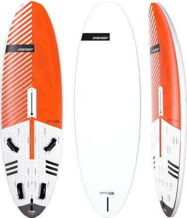 Fireride V2 E-Tech Windsurfboard RRD 2019