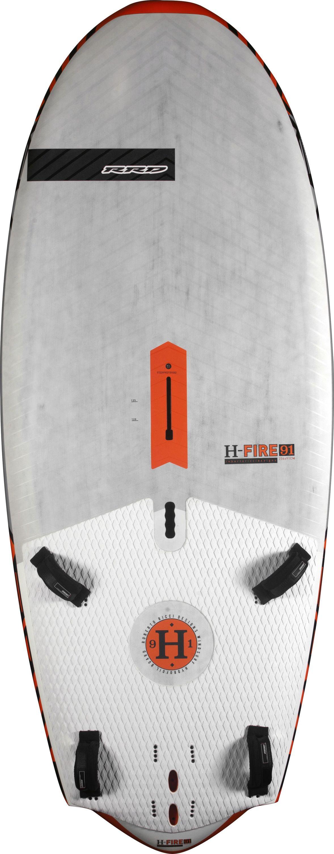 H-Fire 91 Wood Foil Windsurfboard RRD 2019