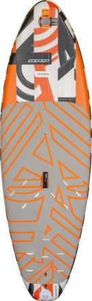 Airwindsurf Freeride V2 inflatable Windsurfboard RRD 2019