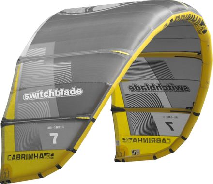 Switchblade C3 grey/yellow Kite Cabrinha 2019
