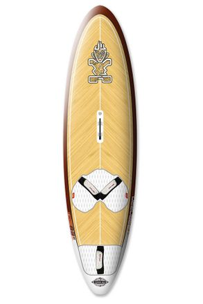 Kode Wave Wood Windsurfboard Starboard 2016