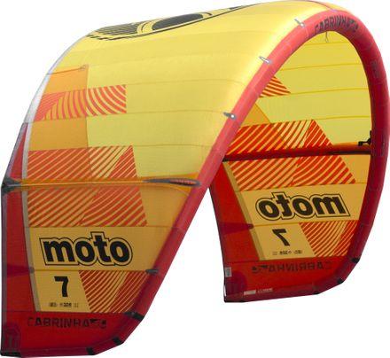 Moto C1 yellow/red Kite Cabrinha 2019