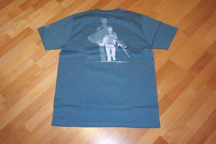 Starboard T-Shirt Levi Steel