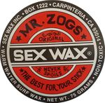 Warm Red Sex Wax 001