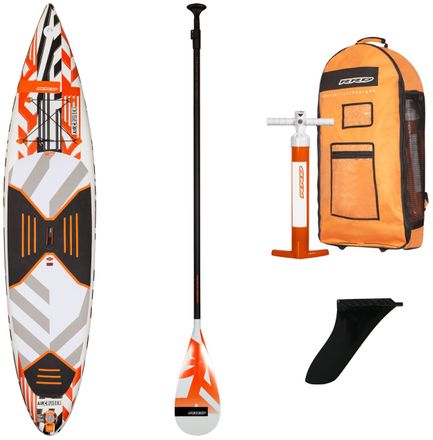 SUP Set Air Cruiser V4 RRD Board und Paddel 2019
