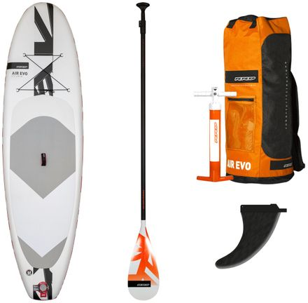 SUP Set Air Evo Allrounder RRD Board und Paddel 2019