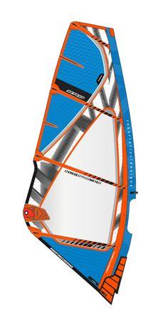 Style Pro MK7 Blue Windsurf Segel RRD 2019