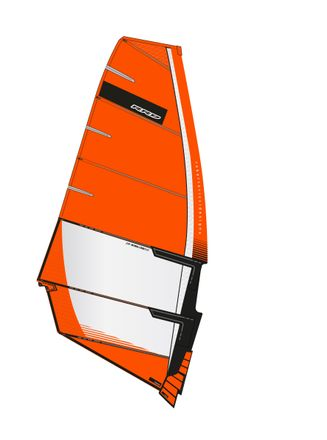 F-Wing MK1 Orange Foil Windsurf Segel RRD 2019