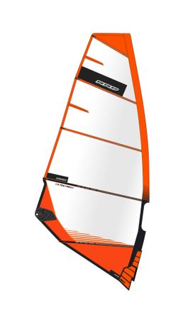 X-Tra MK6 Orange Windsurf Segel RRD 2019