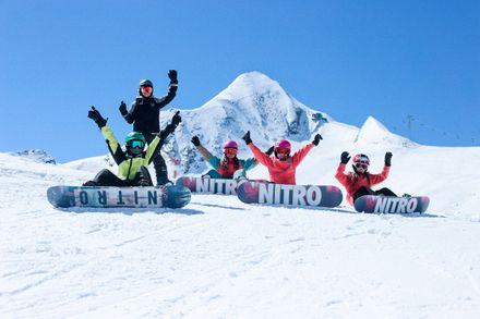 Snowboard + Bindung Verleih 2 Tage in Nürtingen