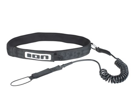 Core Leash Race 2.0 coiled inkl. Hipbelt SUP-Leash ION