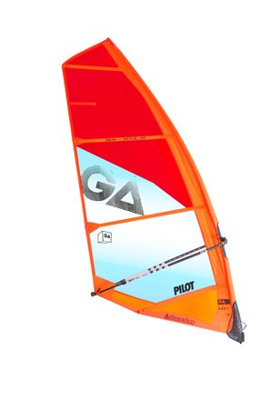 Pilot red Windsurf Segel GA Gaastra 2019