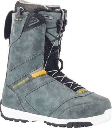 Anthem TSL Charcoal Snowboardboot Nitro 2020