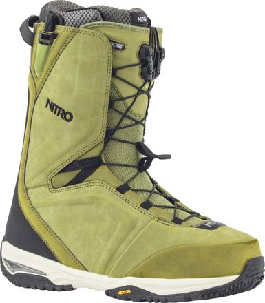 Team TLS Two-Tone-Green Snowboardboot Nitro 2020