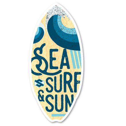 Fiberwood SeaSurfSun SkimOne