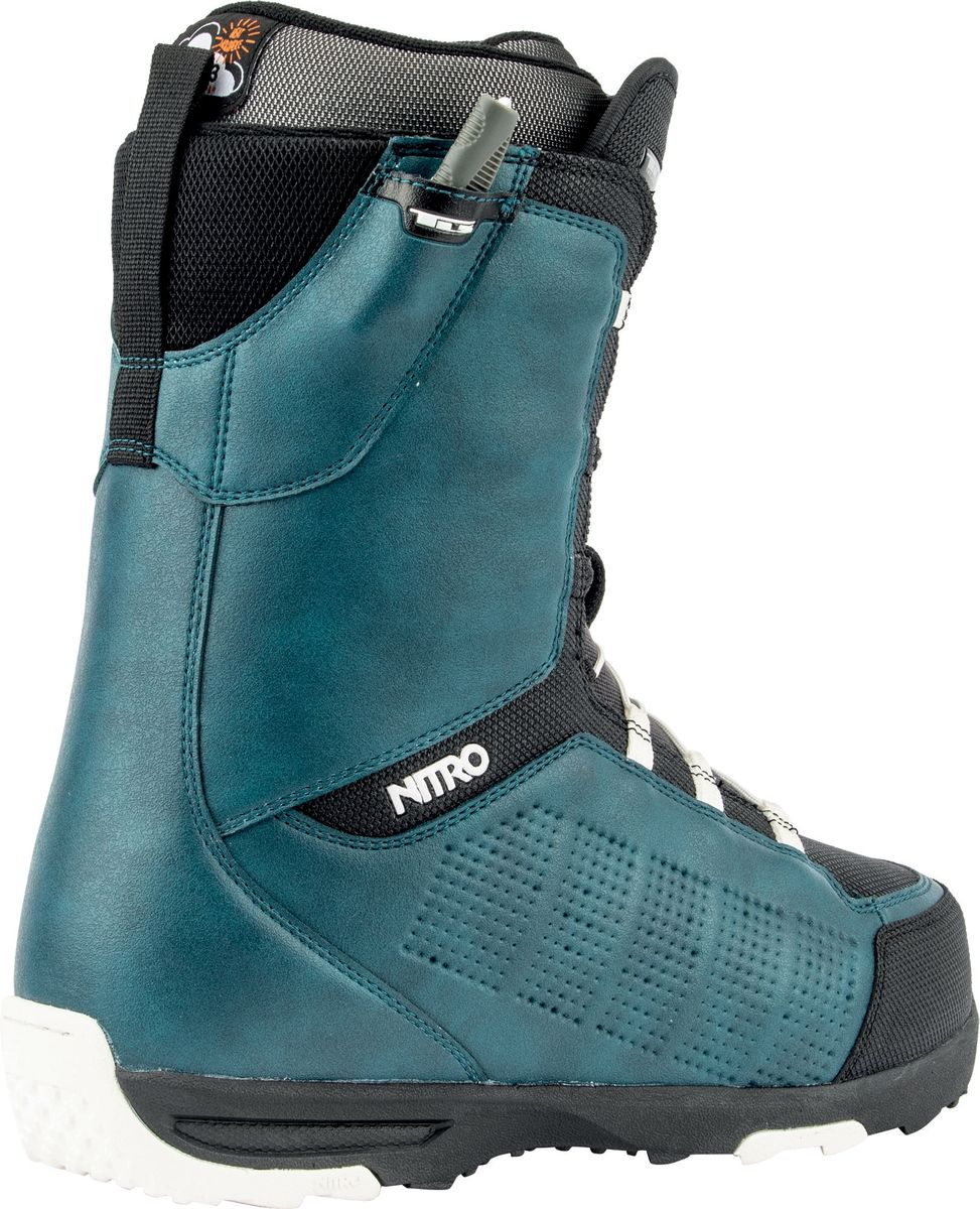 Thunder TLS Navy-Blue-Black Snowboardboot Nitro 2020