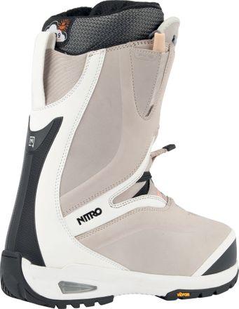 Bianca TLS Bone-Black Snowboardboot Damen Nitro 2020