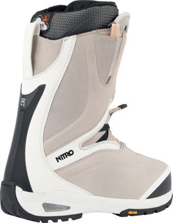 Bianca TLS Bone-Black Snowboard Boot Damen Nitro 2020