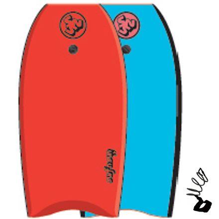 Bodyboard Similar Rot Blau SurfnSun