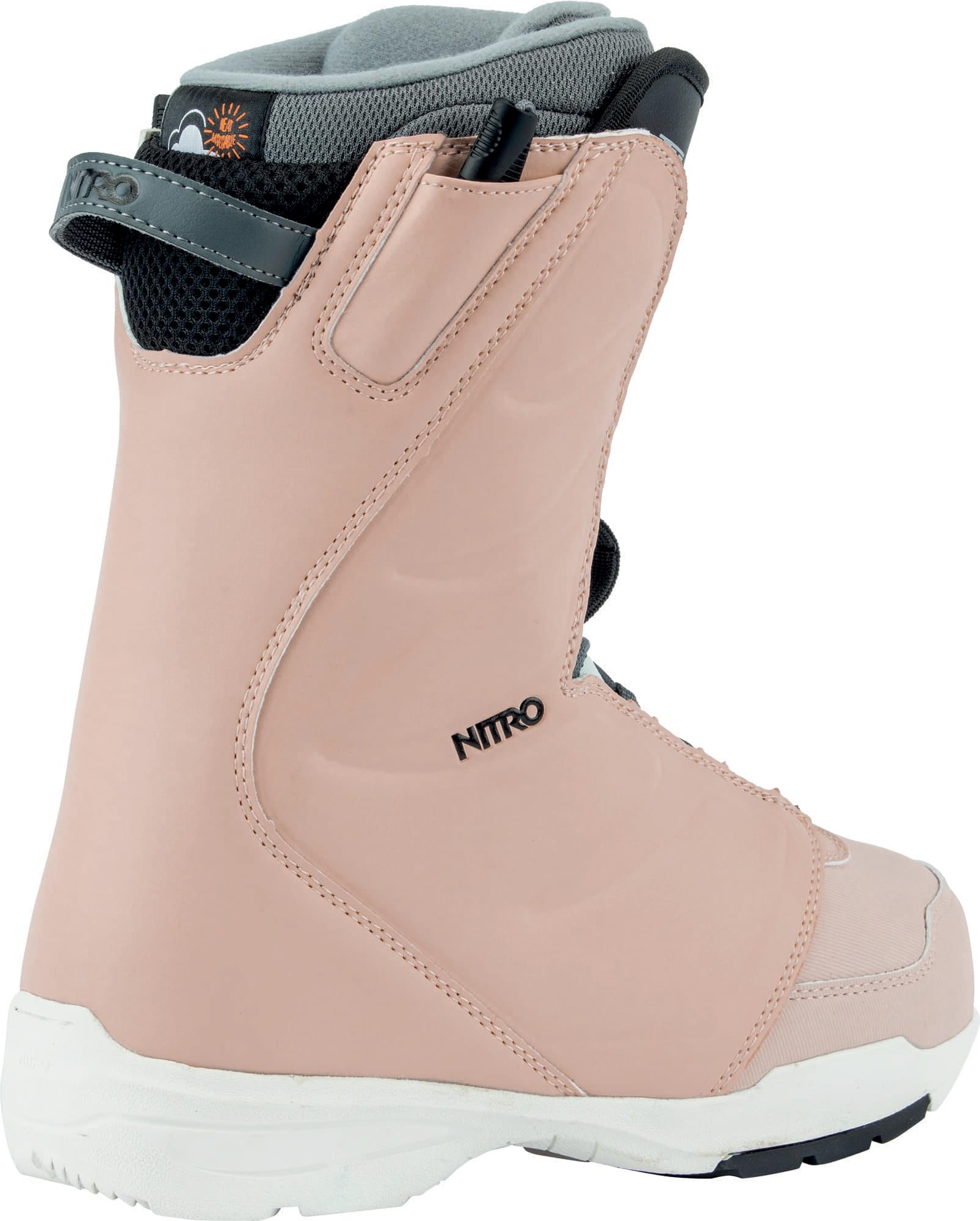 Flora TLS Rose Snowboardboot Damen Nitro 2020
